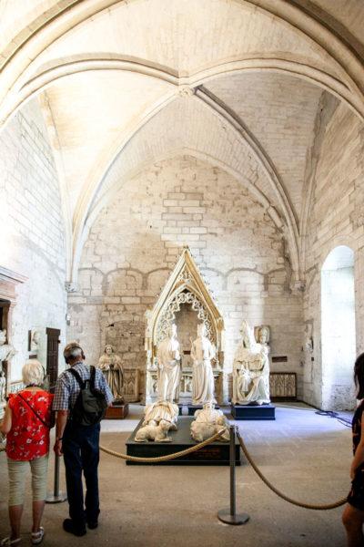 Verso Palais Neuf