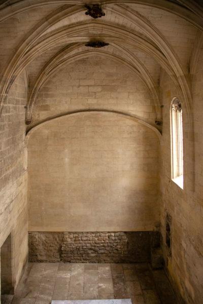 Volte e corridoi interni al museo