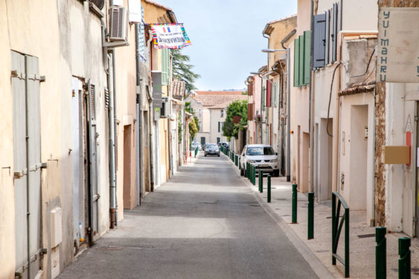 A passeggio per Saint Maximin La Sainte Baume