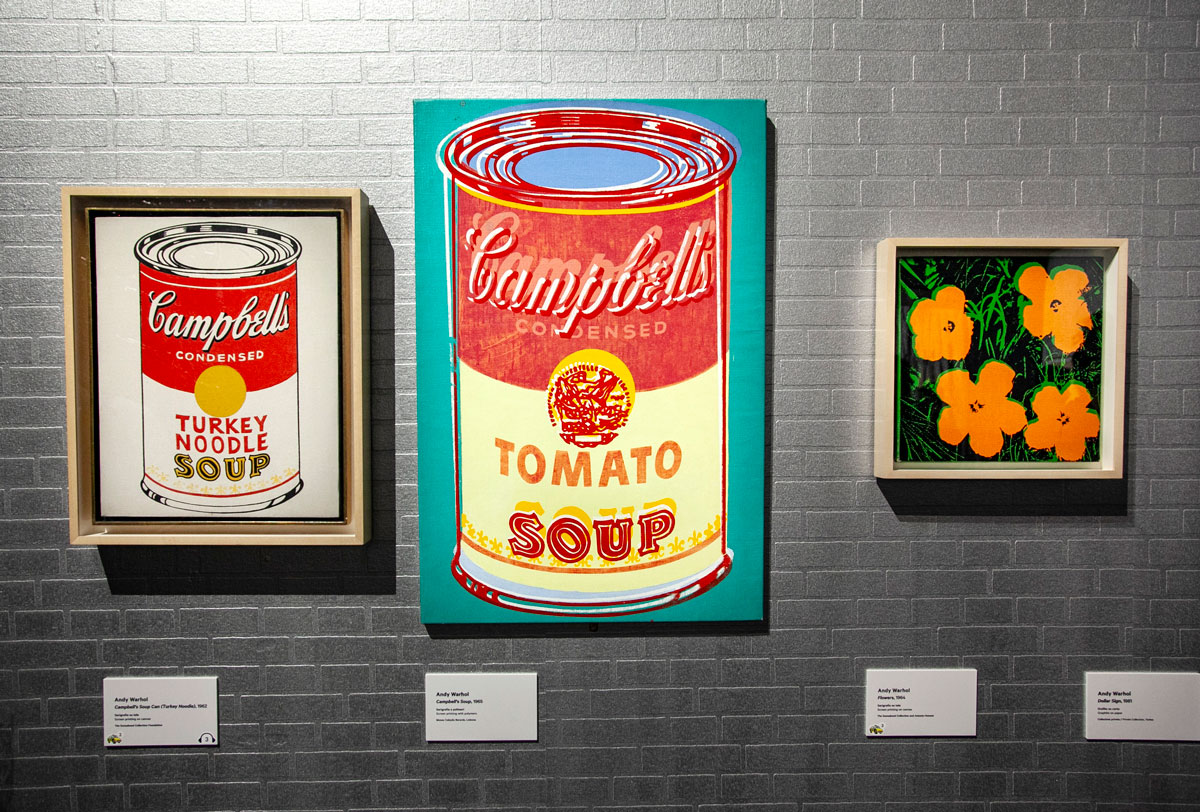 Campbell's Soup - Andy Warhol