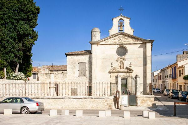 Cappella dei Penitentes Gris - Aigues Mortes