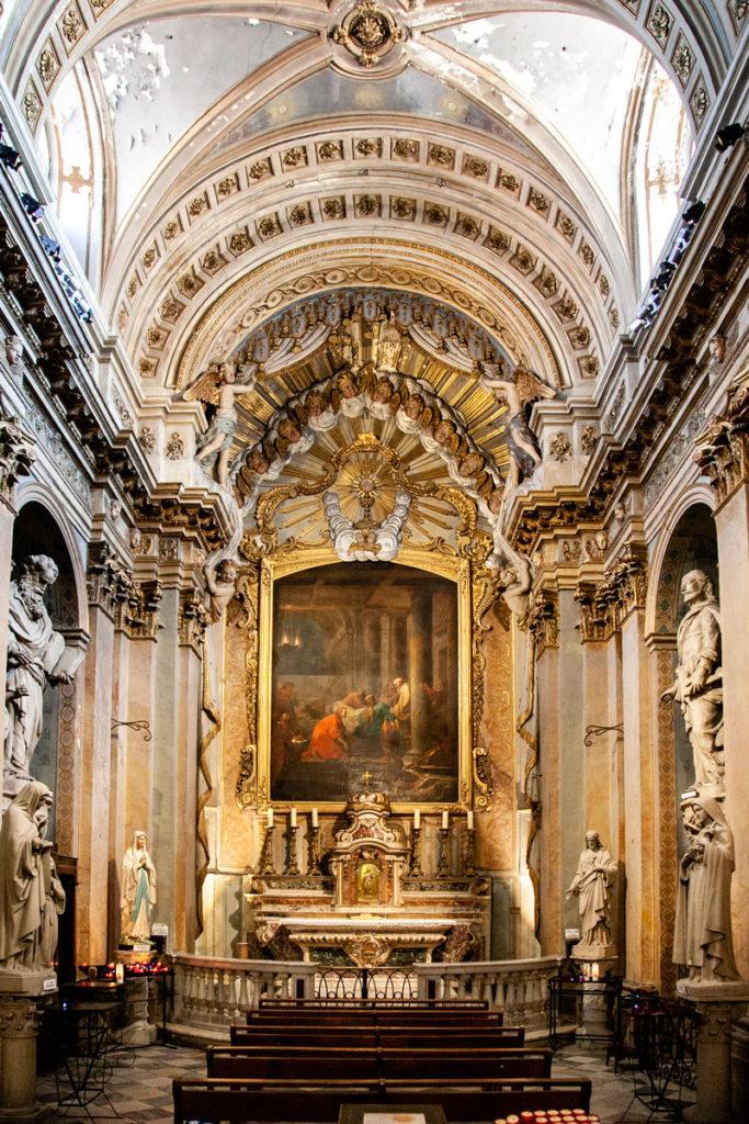 Cappella della Cathedrale Notre Dame du Puy - Grasse