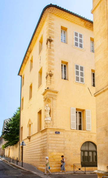Casa Natale di Paul Cezanne ad Aix en Provence