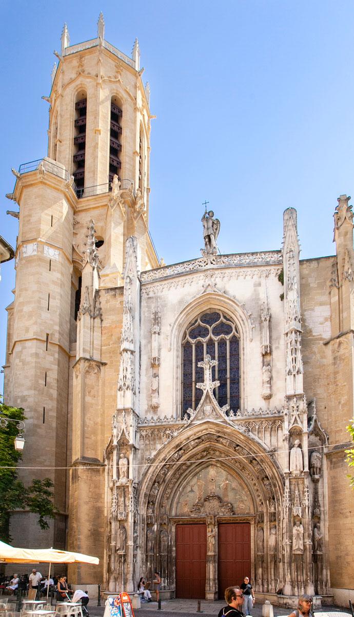 Cathedrale Saint Sauveur - Duomo di Aix en Provence