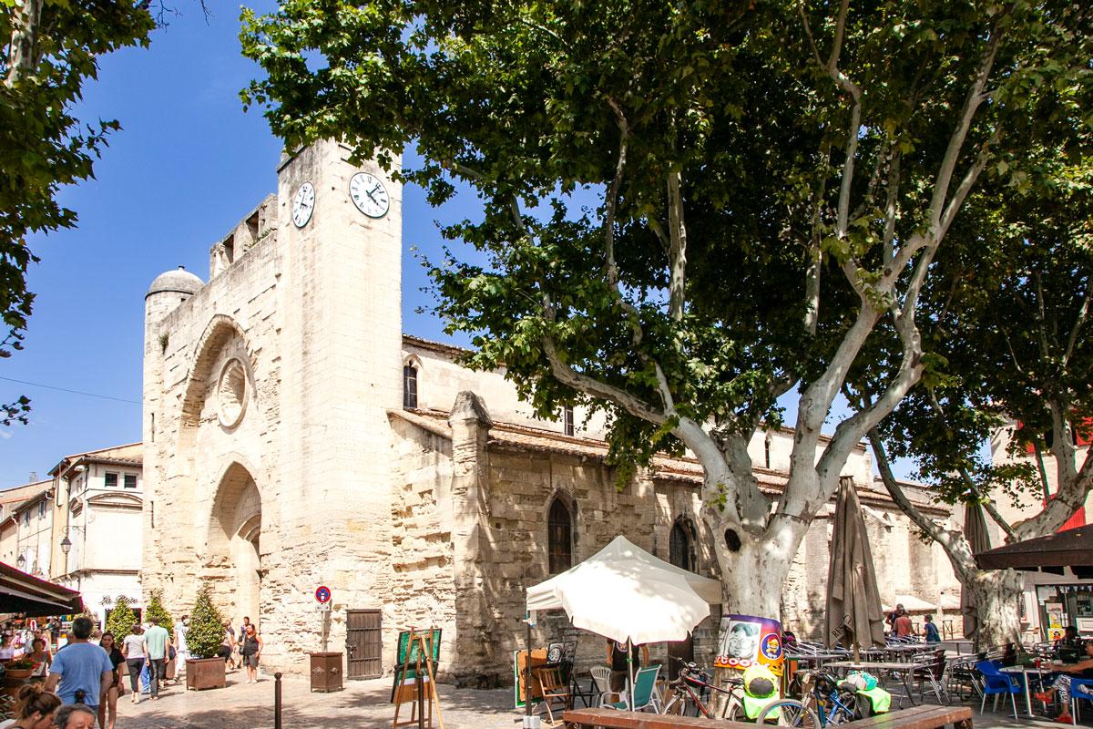 Chiesa Notre Dame des Sablon - Aigues Mortes