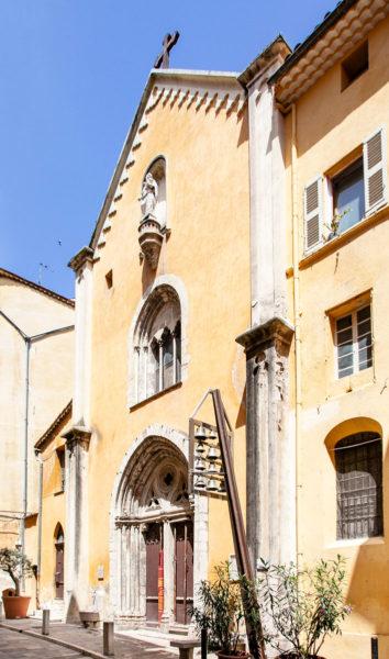 Chiesa de l'Oratoire - Grasse