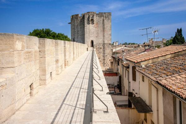 Cinta muraria e torri sulle mura