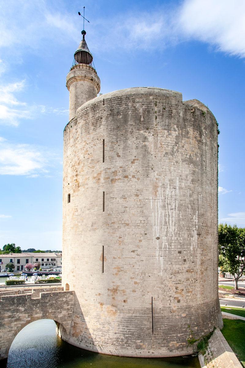 Constance Tower di Aigues Mortes