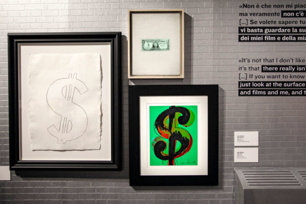 Dollar di Andy Warhol