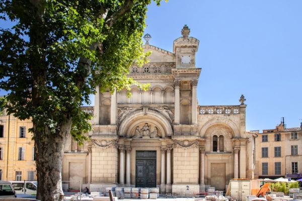 Eglise de la Madeleine - Aix en Provence