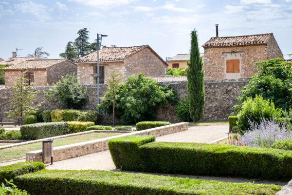 Jardin de l'Enclos - Saint Maximin La Sainte Baume
