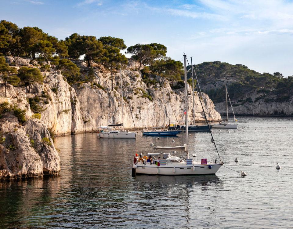Les Calanques - Area naturale tra Marsiglia e Cassis