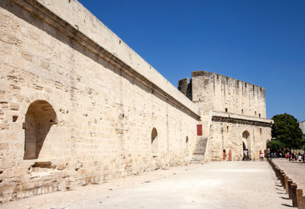 Lunga cinta muraria di Aigues Mortes - Cosa Vedere in Camargue
