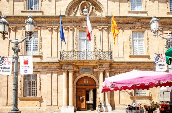 Municipio di Aix en Provence