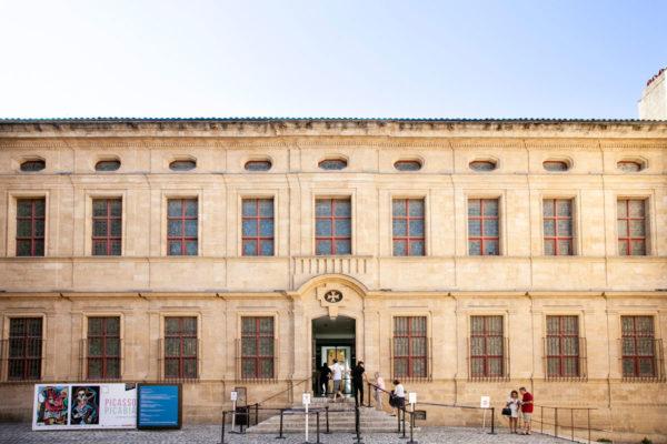 Musee Granet ex monastero dei cavalieri di Malta - Aix en Provence