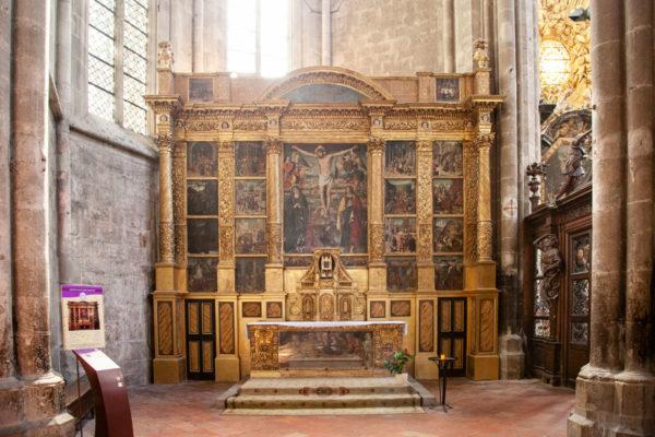 Pala d'altare della cattedrale