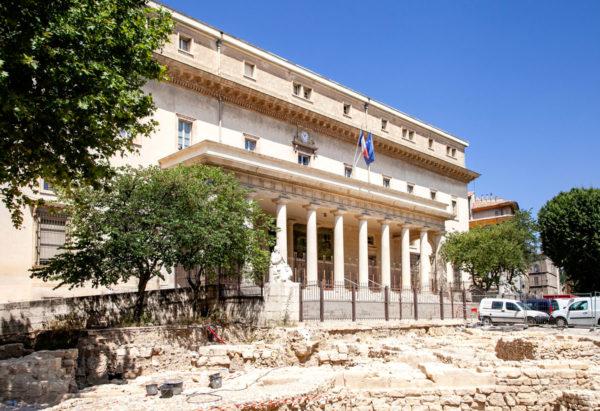 Palais de Justice di Aix en Provence