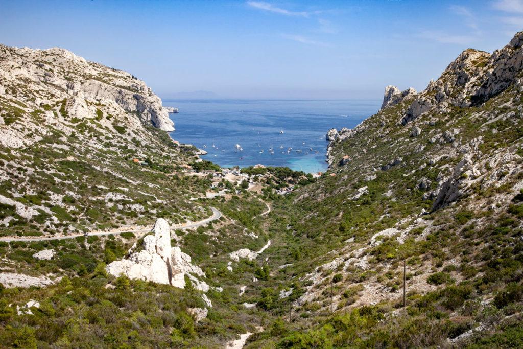 Parco Nazionale dei Calanchi di Marsiglia