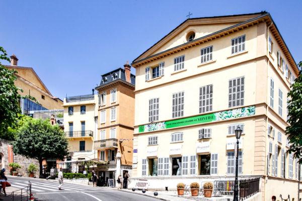 Parfumerie Fragonard a Grasse