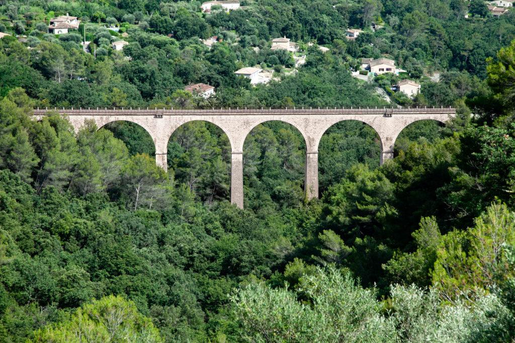 Pont sur Loup - Ponte sul fiume Loup della Provenza