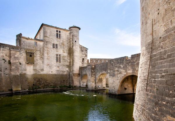 Ponte tra la Constance Tower e le Mura di Aigues Mortes - Camargue