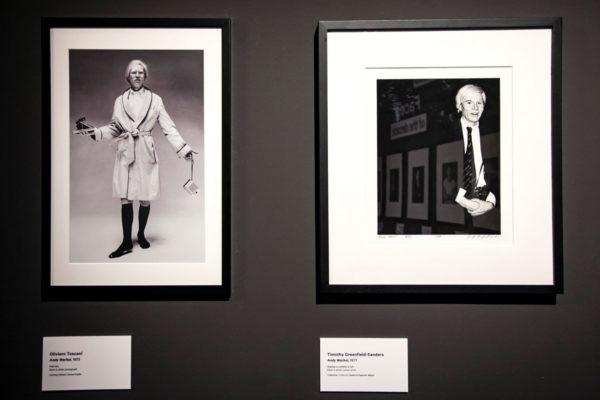 Ritratti di Andy Warhol