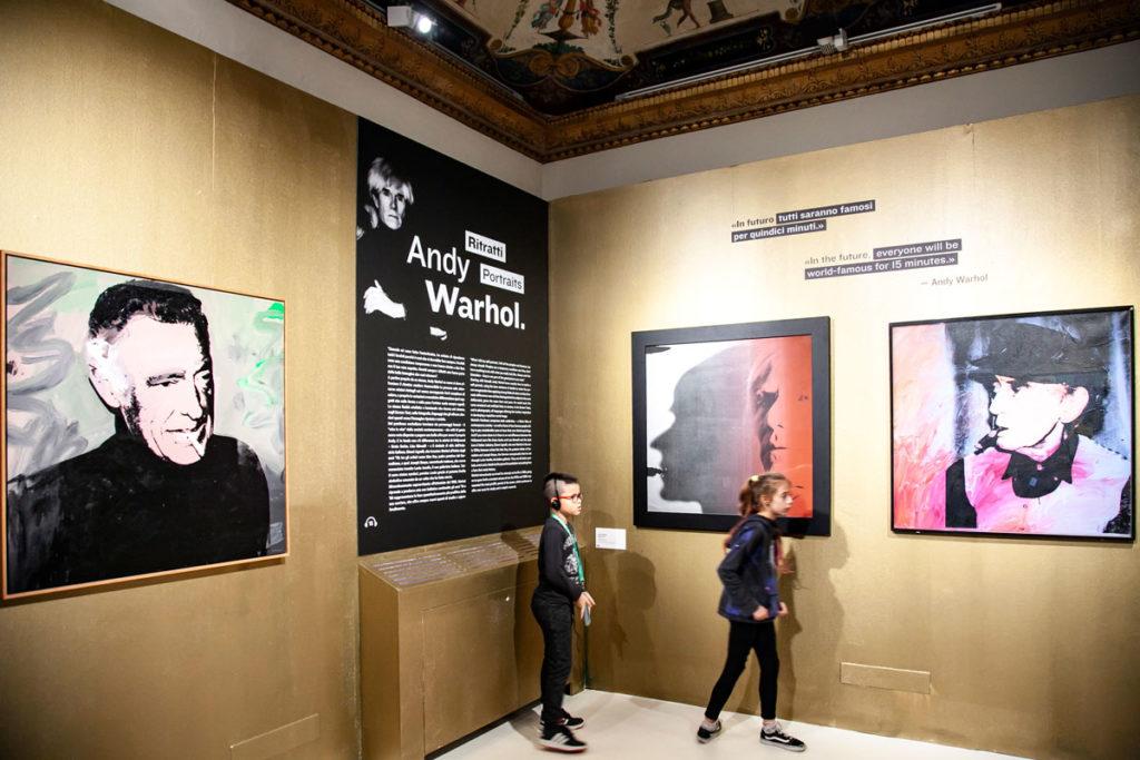 Ritratti di Andy Warhol - Warhol and Friends