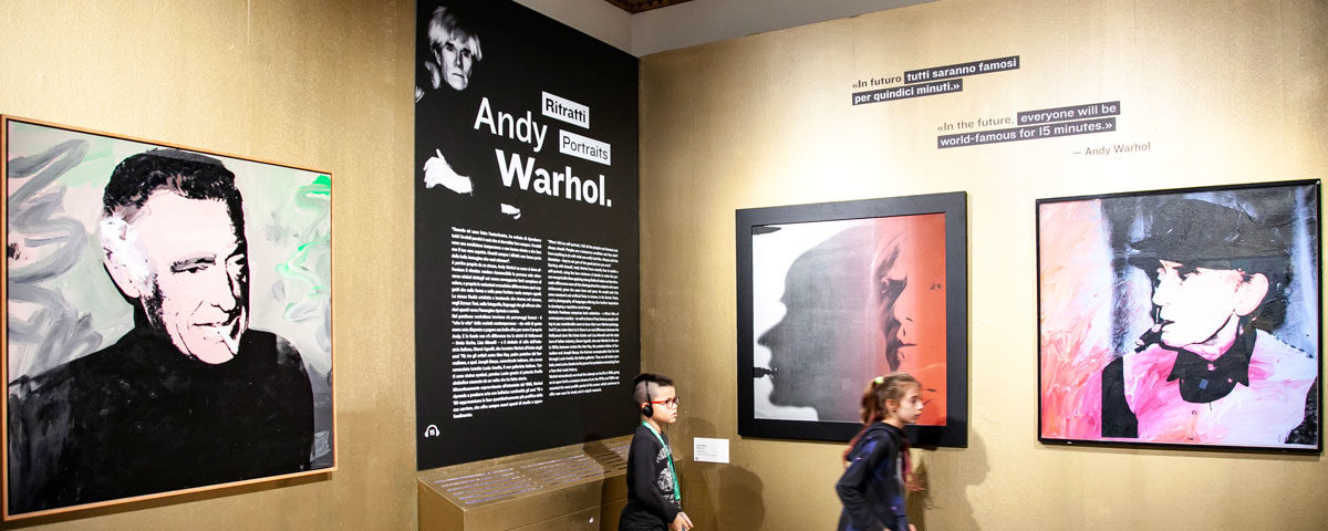 Ritratti di Andy Warhol - Warhol and Friends