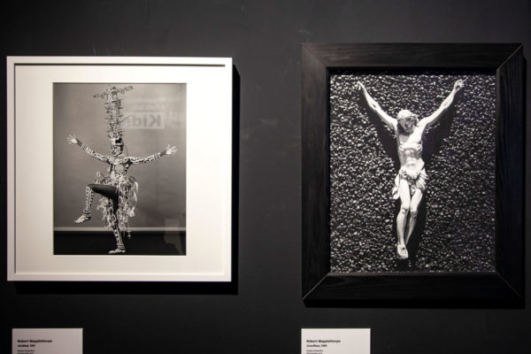 Robert Mapplethorpe - Fotografie in bianco e nero