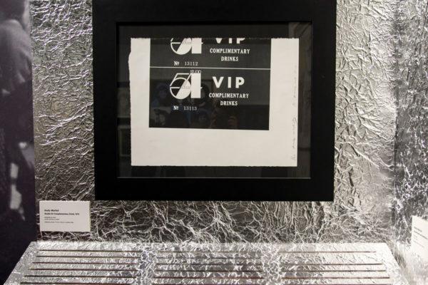 Studio 54 - Serigrafia su Carta