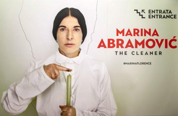 The Cleaner - Retrospettiva completa di Marina Abramović a Firenze - Palazzo Strozzi