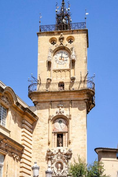 Torre dell'Orologio di Aix en Provence