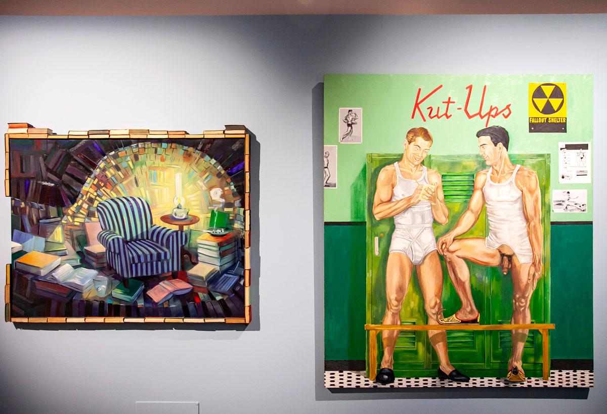 Warhol and Friends - Quadro McDermott e McGough