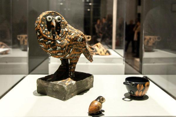 Antropologia dell'antico - Ceramiche con animali realizzate da Pablo Picasso