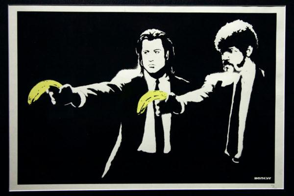 Banksy e la discografia