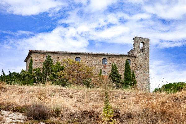 Fortezza del Girifalco - Cortona