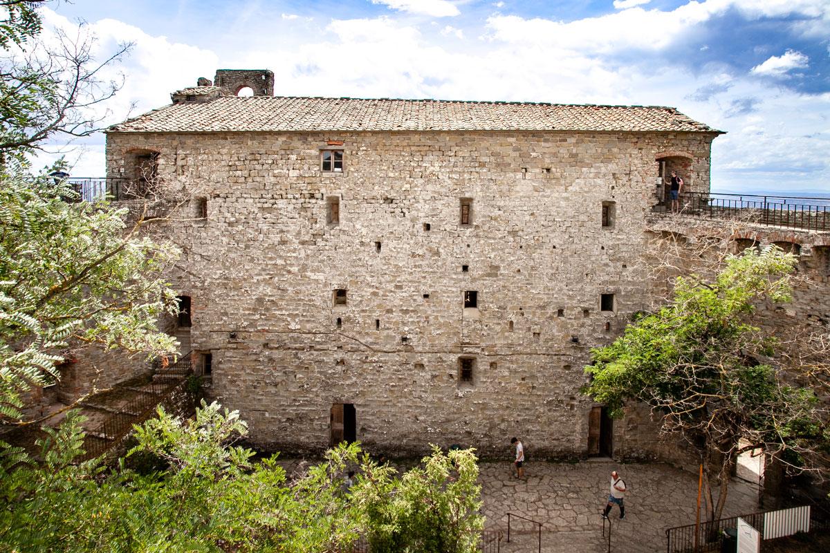 Fortezza del Girifalco - sede di mostre artistiche