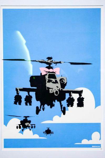 Happy Choppers - Elicottero con fiocco rosa
