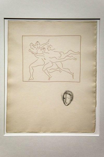 Illustrazioni di Pablo Picasso per l'opera dell'Ovidio - Picasso Metamorfosi