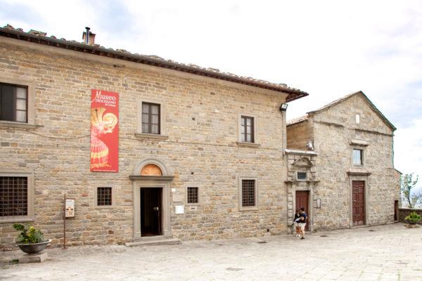 Museo Diocesano di Cortona e chiesa del Gesù