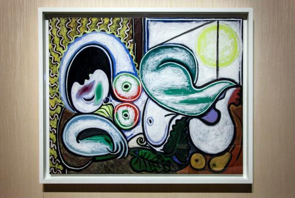 Nudo disteso - 1932 - Picasso Metamorfosi a Palazzo Reale