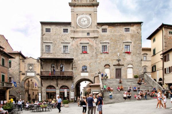 Orologio del Palazzo Comunale di Cortona