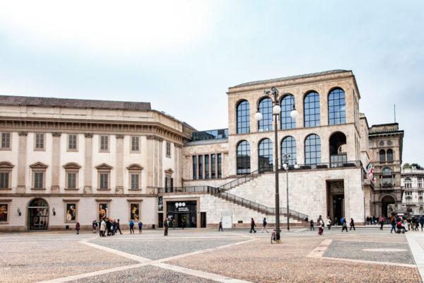 Palazzo Reale e Museo del Novecento di Milano