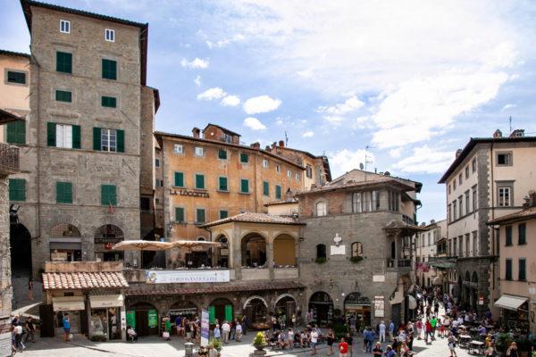 Palazzo del Capitano del Popolo - Palazzo Passerini - Un giorno a Cortona