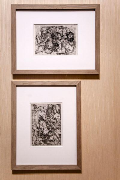 Picasso Metamorfosi - Disegni con Fauno e Minotauro