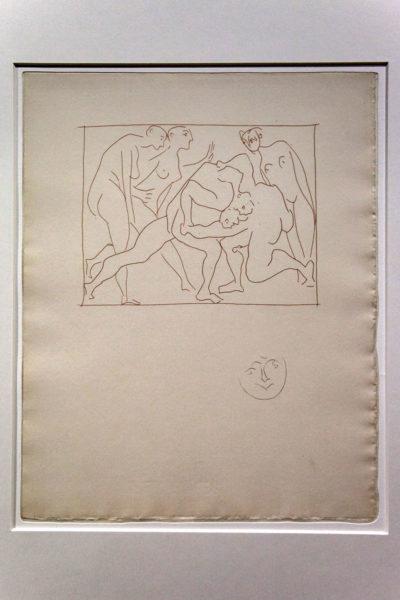 Picasso e la letteratura - Illustrazioni per l'Ovidio