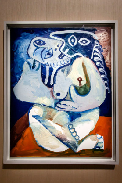 Picasso - l'Abbraccio - 1970