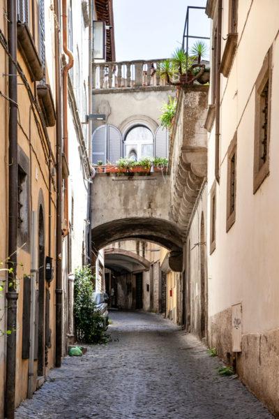 Cosa vedere a Viterbo - Passeggiata per il centro Storico