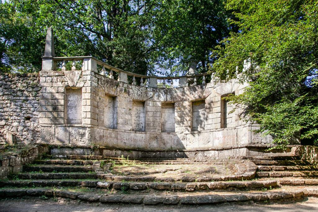 Grande Teatro nel Sacro Bosco di Bomarzo