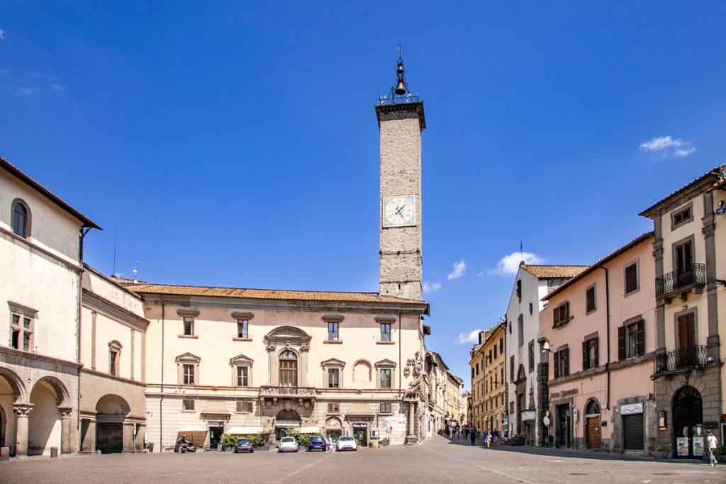 Palazzo del Podestà e Torre dell'Orologio